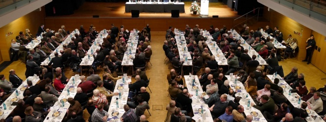 Mitgliederversammlung 2018