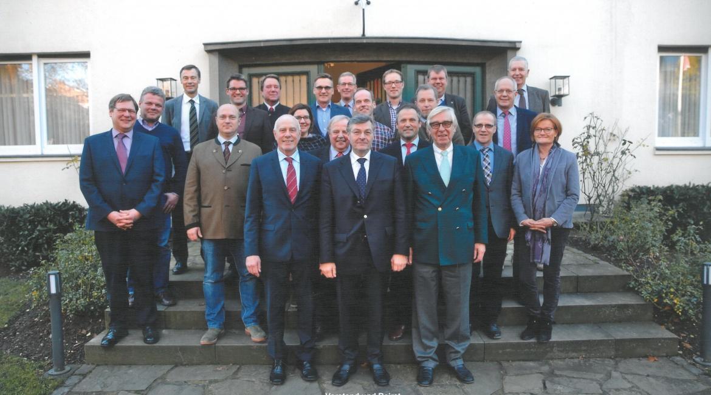 RRV Vorstand und Beirat